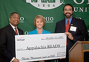 17178Appalachia Reads Expand Literacy Program through Verizon Grant: Press Conference in Baker..Appalachia Reads Expand Literacy Program through Verizon Grant..Dr. McDavis,