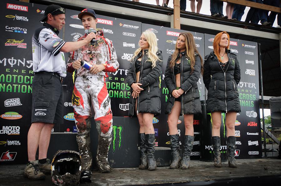 2011 CMRC Canadian Motocross Nationals.Shadow Valley Raceway.Morden, Manitoba.June 26, 2011