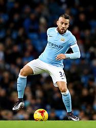Nicolas Otamendi of Manchester City  - Mandatory byline: Matt McNulty/JMP - 01/12/2015 - Football - Etihad Stadium - Manchester, England - Manchester City v Hull City - Capital One Cup - Quarter-final