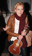 24.SEPTEMBER.2012. LONDON<br /> <br /> CHARLOTTE CHURCH LEAVING MONTO WATER RATS IN KINGS CROSS WITH BOYFRIEND JONATHAN POWELL AFTER PEFORMING AS PART OF HER UK TOUR. <br /> <br /> BYLINE: EDBIMAGEARCHIVE.CO.UK<br /> <br /> *THIS IMAGE IS STRICTLY FOR UK NEWSPAPERS AND MAGAZINES ONLY*<br /> *FOR WORLD WIDE SALES AND WEB USE PLEASE CONTACT EDBIMAGEARCHIVE - 0208 954 5968*