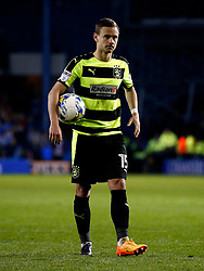 Chris Lowe of Huddersfield Town prepares to take a penalty - Mandatory by-line: Matt McNulty/JMP - 17/05/2017 - FOOTBALL - Hillsborough - Sheffield, England - Sheffield Wednesday v Huddersfield Town - Sky Bet Championship Play-off Semi-Final 2nd Leg