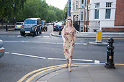 SOPHIE DE SCHWARZBURG-GUNTHER, Conservative Summer Party. Royal  Hospital Chelsea. London.  5 July 2010. -DO NOT ARCHIVE-© Copyright Photograph by Dafydd Jones. 248 Clapham Rd. London SW9 0PZ. Tel 0207 820 0771. www.dafjones.com.