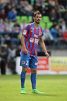 Nicolas SEUBE - 09.05.2015 -  Caen / Lyon  - 36eme journee de Ligue 1<br />Photo : Vincent Michel / Icon Sport