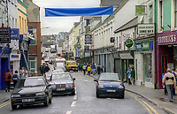 O'Connell Street, Sligo, Rep of Ireland, August, 1999, 199908046<br />