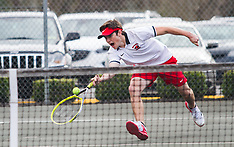 03/28/17 HS Tennis Bridgeport vs. Robert C. Byrd