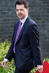 London, UK. 30th April 2019. James Brokenshire MP, Secretary of State for Housing, Communities and Local Government, arrives at 10 Downing Street for a Cabinet meeting.