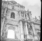 """The Ruins of St. Paul's are the ruins of a 16th-century complex in Macau including what was originally St. Paul's College and the Church of St. Paul also known as """"Mater Dei"""", a 17th-century Portuguese church dedicated to Saint Paul the Apostle."""