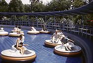 Water ride. Disneyland vacation Kodachromes from 1962.
