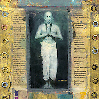 Krishanmacharya root yoga teacher for many current schools of yoga around the world.<br /> :::<br /> &ldquo;Look sharp, a vagrant mind will lead you astray.<br /> Practice, pay attention and be amazed.&rdquo;<br /> - T Krishnamacharya