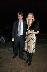 MR TIM & LADY HELEN TAYLOR at a party to celebrate the 25th anniversary of leading restaurant Le Caprice held at The Serpentine Gallery, London on 3rd October 2006.<br />