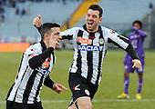 2013/01/13 Udinese vs Fiorentina 3-1