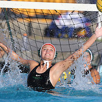 Saratoga vs Homestead Girls Water Polo 2016