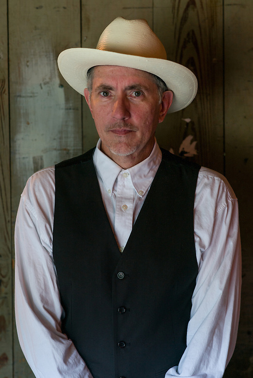 Bill Whitbeck, photographed at Gruene Hall in New Braunfels, Texas on October 10 2014.