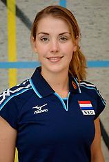 20050512 NED: Teampresentatie Oranje vrouwen, Amstelveen