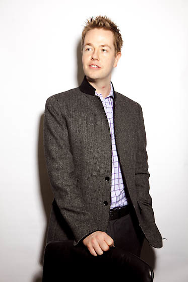 Mark Pearson, founder of Markco Media. 2011