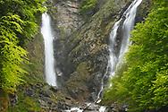 Cascada d'Enfer, Valle de Lys, Bagnères de Luchon, Francia