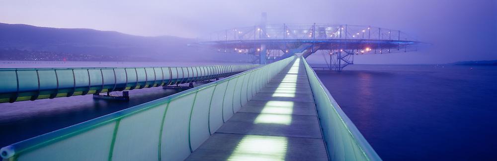The Cloud - International Swiss Exhibition 02, Yverdon, lake of Neuchatel,  Switzerland