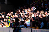 MELBOURNE, VIC - MARCH 06: A general view during The Cup of Nations womens soccer match between Australia and Argentina on March 06, 2019 at AAMI Park, VIC. (Photo by Speed Media/Icon Sportswire)