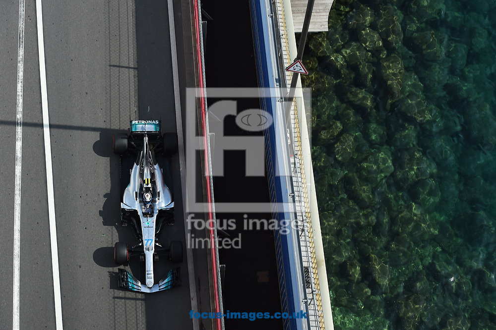Valtteri Bottas of Mercedes AMG Petronas during the practice session for the 2017 Monaco Formula One Grand Prix at the Circuit de Monaco, Monte Carlo<br /> Picture by EXPA Pictures/Focus Images Ltd 07814482222<br /> 25/05/2017<br /> *** UK & IRELAND ONLY ***<br /> <br /> EXPA-EIB-170525-0179.jpg