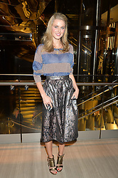 DONNA AIR at the Veryexclusive.co.uk Launch Party held at Watches of Switzerland, 155 Regents Street, London on 20th February 2015.