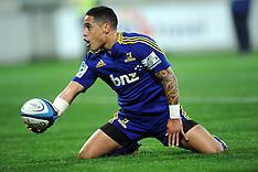 Wellington-Super Rugby, Hurricanes v Highlanders, July 06