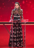 Queen Rania Receives Golden Heart Award, Berlin