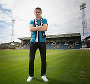 Paul McGinn - Dundee new boys<br /> <br />  - &copy; David Young - www.davidyoungphoto.co.uk - email: davidyoungphoto@gmail.com