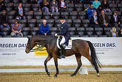 SCHMIDT Hubertus (GER), Imperio 3<br /> Oldenburg - AGRAVIS-Cup 2018<br /> Grand Prix de Dressage<br /> 02. November 2018<br /> © www.sportfotos-lafrentz.de/Stefan Lafrentz
