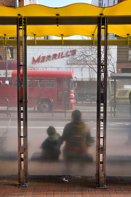 Bus Stop - Merill's