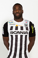 Gilles Sunu during Photoshooting of Angers Sco for new season 2017/2018 on September 29, 2017 in Angers, France <br /> Photo : Angers Sco / Icon Sport