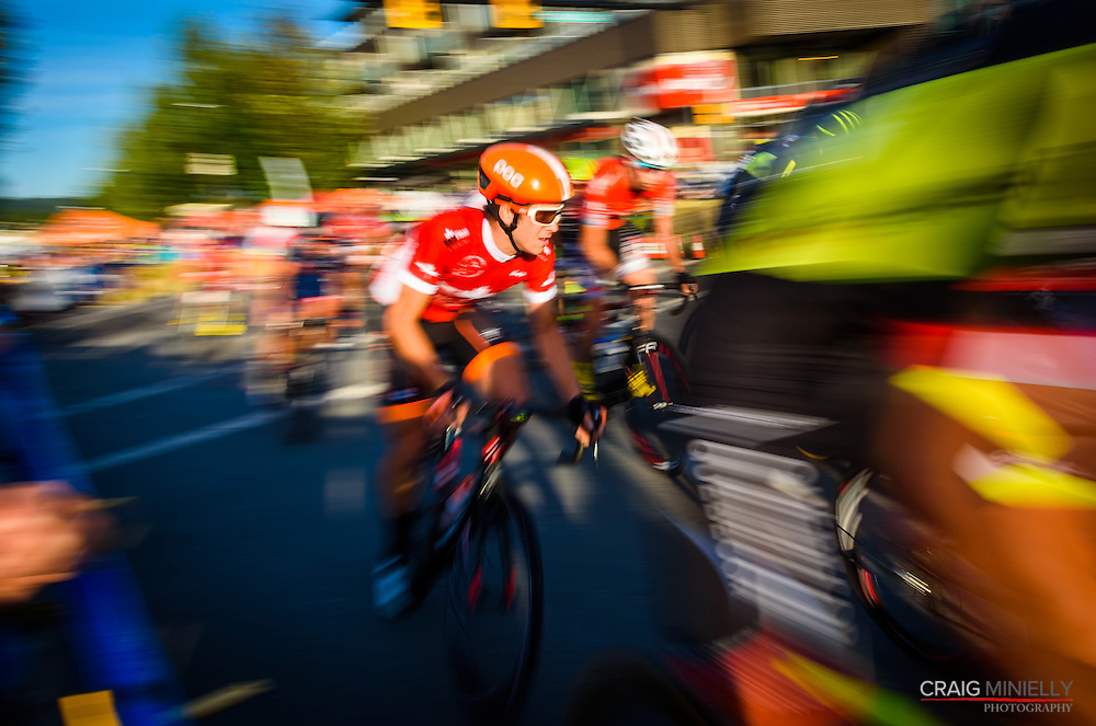 Giro di Burnaby 2015 - Won by Daniel Holloway