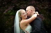 Bretton & Ryan's pretty Whistle Bear June wedding