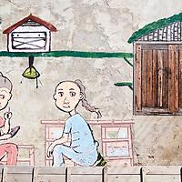 Bangkok Street Art