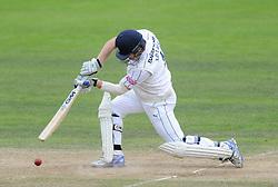 James Adams of Hampshire  - Mandatory byline: Dougie Allward/JMP - 07966386802 - 11/09/2015 - Cricket - County Ground -Taunton,England - Somerset CCC v Hampshire CCC - LV=County Championship - Day 3