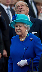 Queen Elizabeth Germany 23-6-15