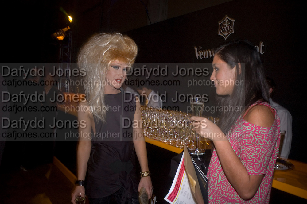 JODIE HARSH, Figures of Speech ICA Fundraising Gala dinner. Lawrence Hall, Victoria. London. 27 February 2008 *** Local Caption *** -DO NOT ARCHIVE-© Copyright Photograph by Dafydd Jones. 248 Clapham Rd. London SW9 0PZ. Tel 0207 820 0771. www.dafjones.com.