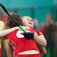 Belgium v Spain OQT Belgium women 2012