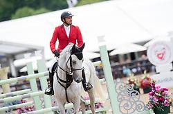 Bisharat IbrahimHani, JOR, Chactino<br /> CSI5* Jumping<br /> Royal Windsor Horse Show<br /> © Hippo Foto - Jon Stroud