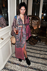 ELIZA DOOLITTLE at a party to celebrate the publication of Seductive Interiors by Sara Hersham Loftus at Julie's, 135 Portland Road, London W11 on 15th November 2012.