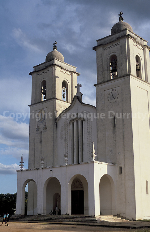 CATHEDRALE, NAMPULA, MOZAMBIQUE