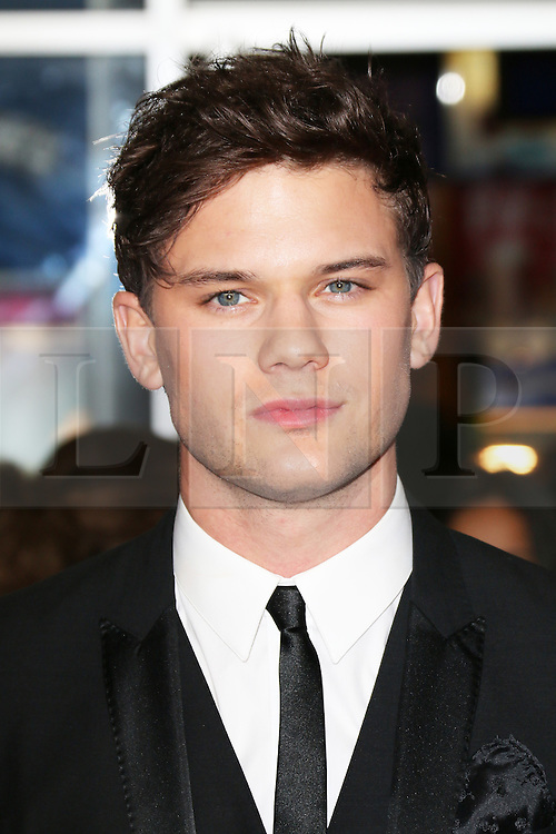 © Licensed to London News Pictures. 04/12/2013, UK. Jeremy Irvine, The Railway Man - UK Film Premiere, Odeon West End, Leicester Square, London UK, 04 December 2013. Photo credit : Richard Goldschmidt/Piqtured/LNP