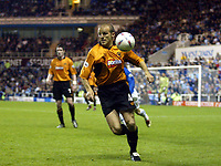 Photograph: Scott Heavey<br />Reading V Wolverhampton Wanderers. 14/05/2003.<br />Goalscorer Alex Rae in action during this Natinwide Division one playoff Semi-final, second leg match at the Madjeski Stadium.