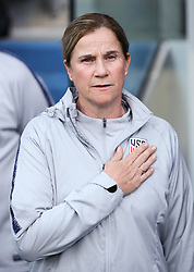 2019?6?17?.    ?????????——F??????????.    6?16????????????????.    ???????????2019??????????F??????????3?0??????.    ?????????..(SP)FRANCE-PARIS-SOCCER-FIFA WOMEN'S WORLD CUP-USA VS CHI.Head coach Jill Ellis of the United States reacts before a Group F match between the united States and Chile at the 2019 FIFA Women's World Cup in Paris, France, June 16, 2019. The United States won 3-0. (Credit Image: © Xinhua via ZUMA Wire)