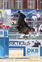 Wulschner, Holger (GER) BSC Cavity<br /> Münster - Turnier der Sieger 2016<br /> © www.sportfotos-lafrentz.de