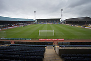 16th September 2017, Dens Park, Dundee, Scotland; Scottish Premier League football, Dundee versus St Johnstone; General view of Dens Park, home of Dundee FC