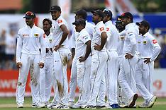 Sri Lanka v England: First Test - Day One - 06 Nov 2018