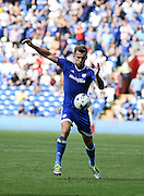 Joe Ralls of Cardiff City during the EFL Sky Bet Championship match between Cardiff City and Leeds United at the Cardiff City Stadium, Cardiff, Wales on 17 September 2016. Photo by Andrew Lewis.