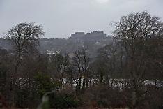 Winter Castle | Edinburgh | 16 January 2018