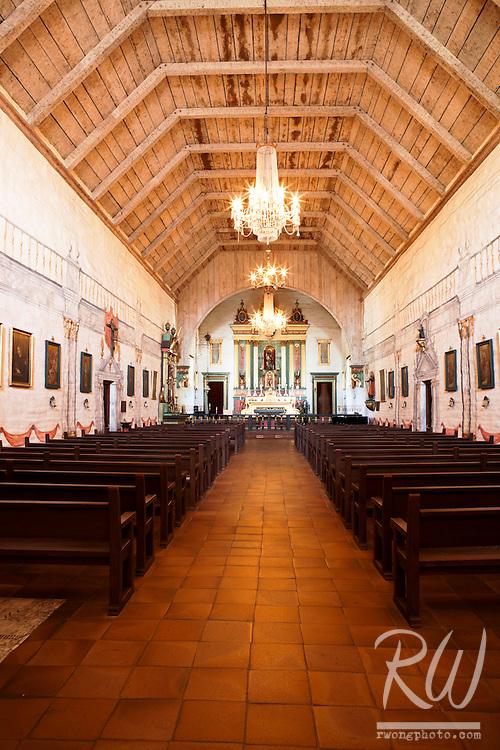 Mission San Jose Chapel, Fremont, California