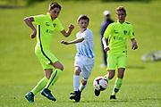 01.04.2017; Zuerich; Fussball Junioren - FCZ Uetliberg FE-14 - FCO Thurgau - Brian Bellis (Zuerich)<br /> (Steffen Schmidt/freshfocus)